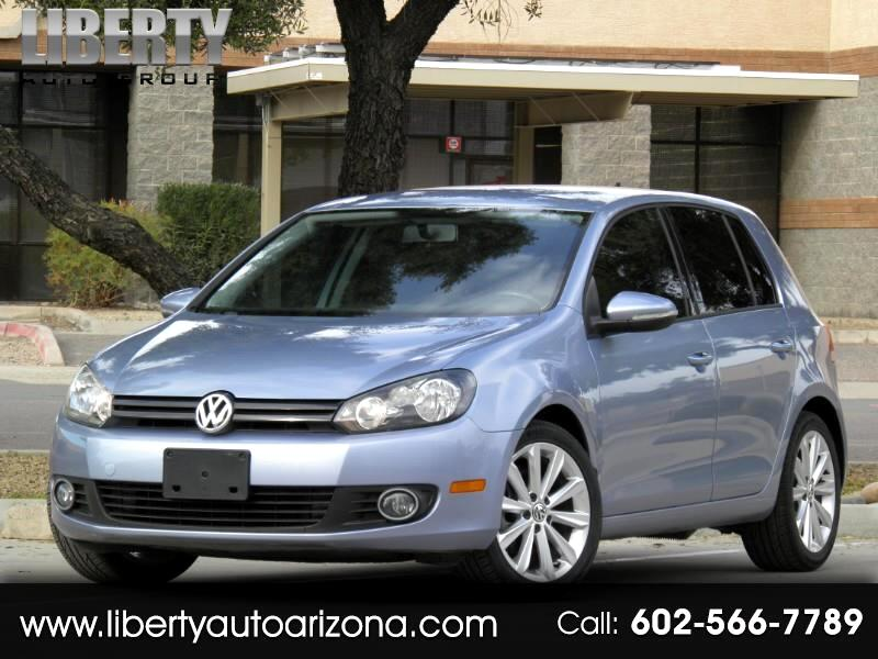 2012 Volkswagen Golf 2.0L 4-Door TDI