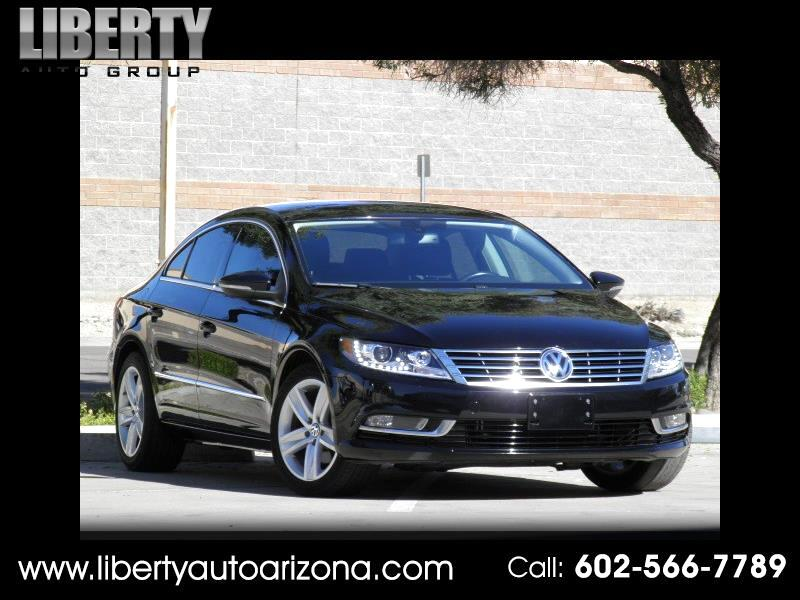 2013 Volkswagen CC 2.0T Sport w/Lighting Package
