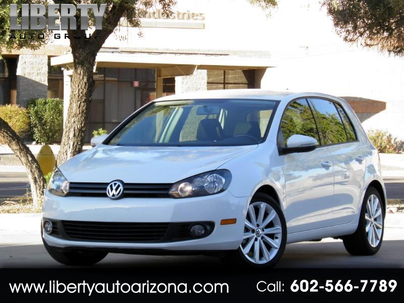 2013 Volkswagen Golf 2.0L TDI w/Tech Package Turbo Diesel