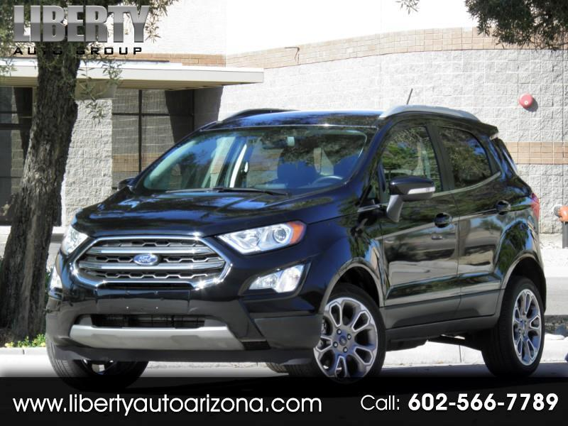 Ford EcoSport Titanium AWD 2018