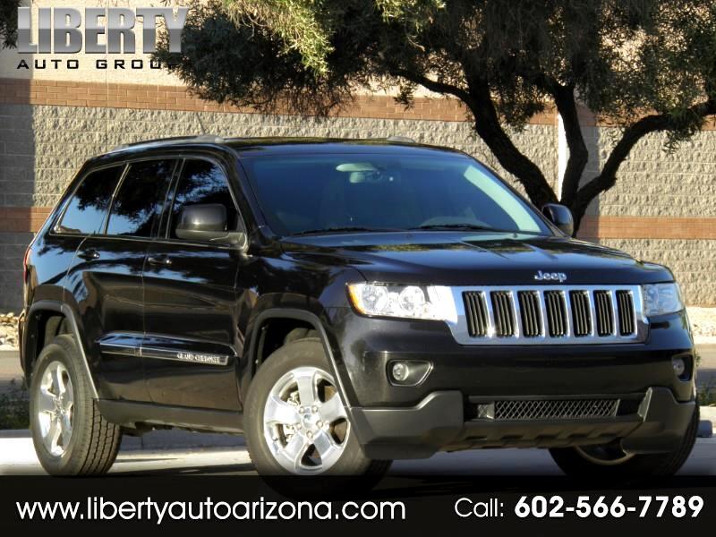 2012 Jeep Grand Cherokee Laredo X 2WD