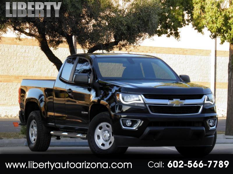 Chevrolet Colorado Work Truck Ext. Cab 2WD 2019