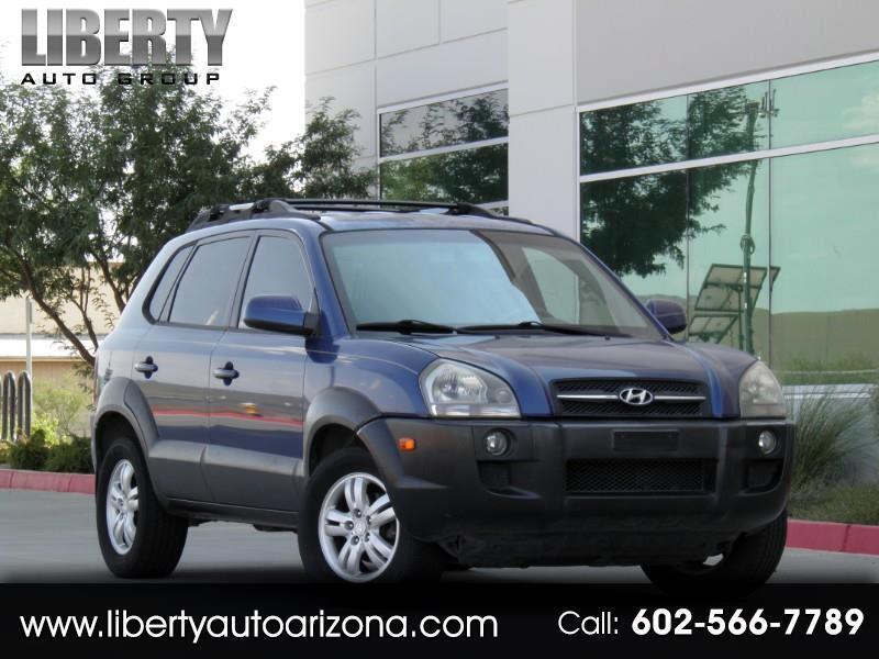 2006 Hyundai Tucson GLS 2.7 2WD