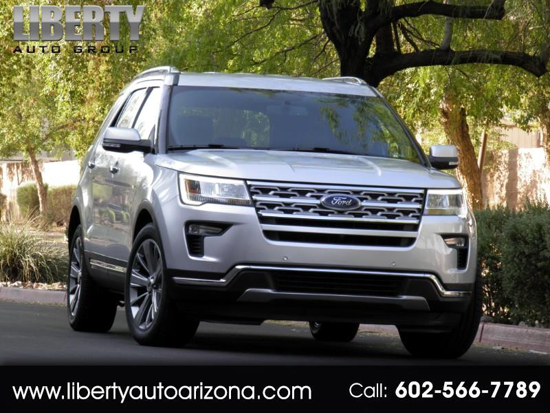 Ford Explorer Limited FWD 2018