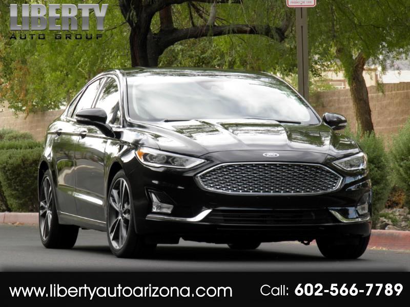 Ford Fusion Titanium AWD 2020
