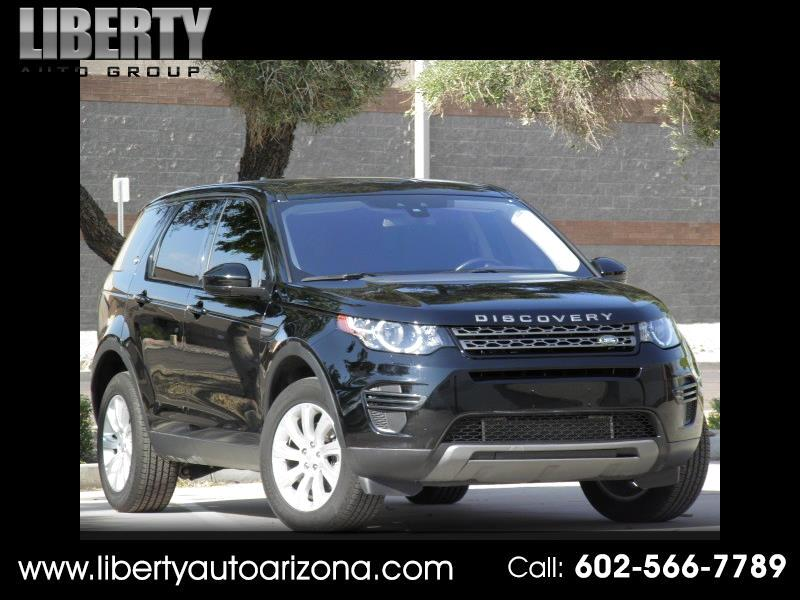 Land Rover Discovery Sport AWD 4dr SE 2017