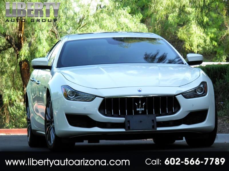 Maserati Ghibli Base 2020