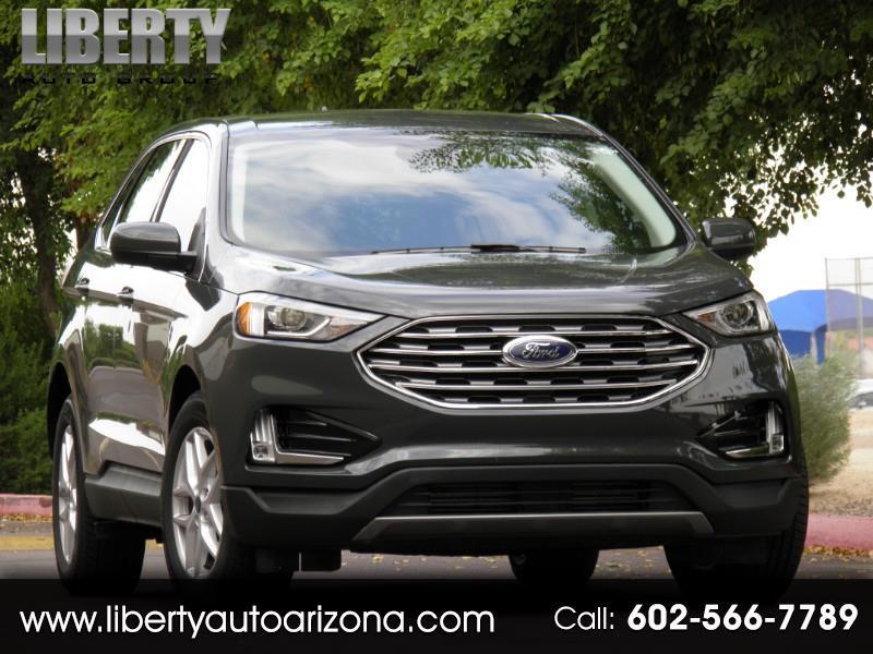 Ford Edge SEL AWD 2021