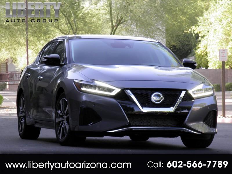 Nissan Maxima 3.5 SL 2020