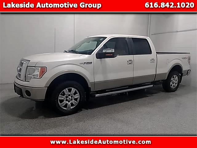2010 Ford F-150 Lariat SuperCrew 6.5-ft Box 4WD