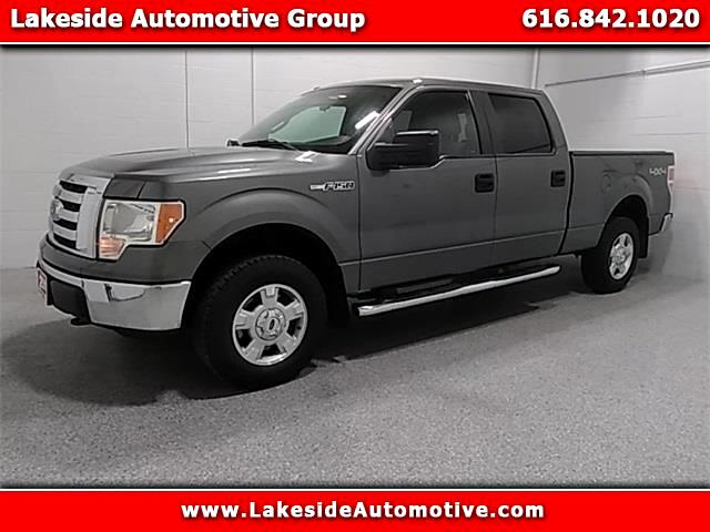 2011 Ford 150 XLT SuperCrew 6.5-ft. Bed 4WD
