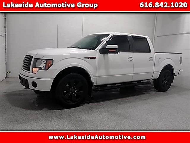 2012 Ford 150 FX4 SuperCrew 5.5-ft. Bed 4WD