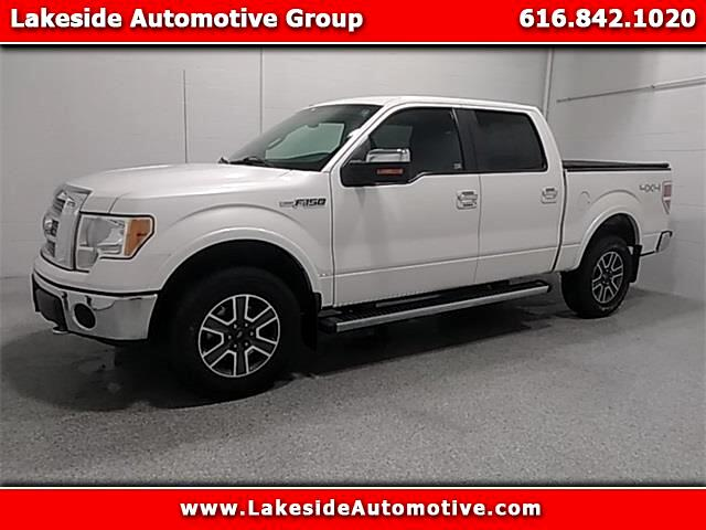 2010 Ford 150 Lariat SuperCrew 6.5-ft. Bed 4WD