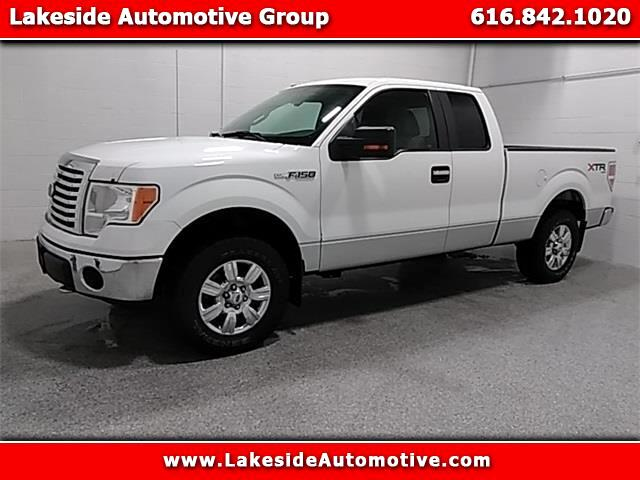 2010 Ford 150 XLT SuperCab 8-ft. Bed 4WD