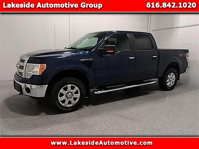 2013 Ford F-150 XLT 4WD SuperCrew 6.5' Box