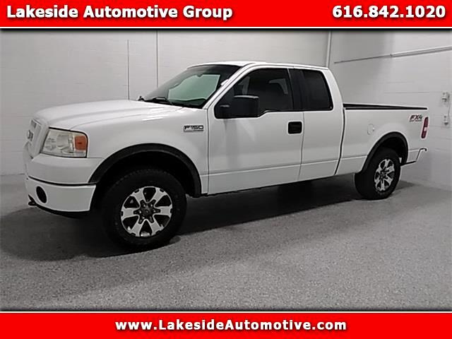 2006 Ford F-150 FX4 SuperCab 5.5-ft. Bed 4WD
