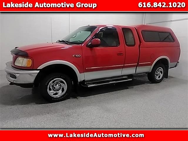 1997 Ford 150 SuperCab Short Bed 4WD