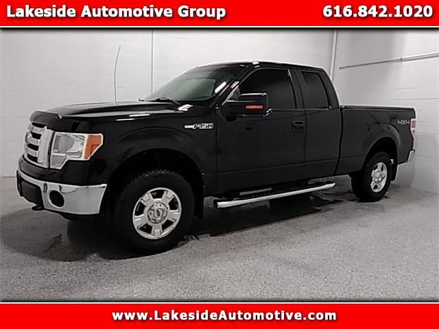 2012 Ford 150 XLT SuperCab 8-ft. Bed 4WD