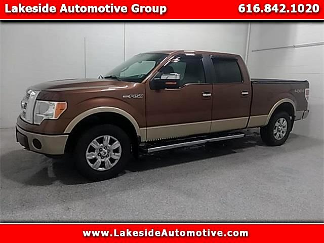 2011 Ford 150 Lariat SuperCrew 6.5-ft. Bed 4WD