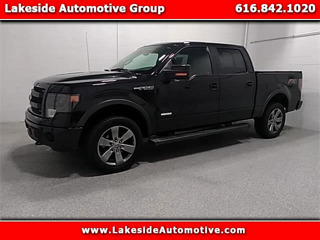 2013 Ford 150 FX4 SuperCrew 5.5-ft. Bed 4WD