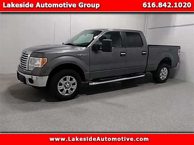 2012 Ford 150 XLT SuperCrew 6.5-ft. Bed 4WD