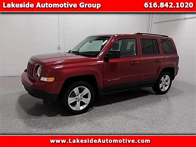 2015 Jeep Patriot