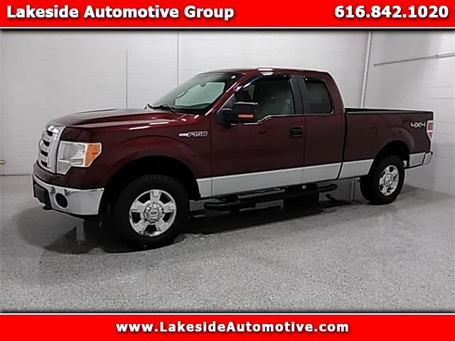 2009 Ford 150 XLT SuperCab 6.5-ft. Bed 4WD