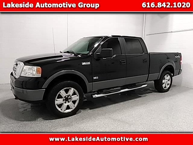 2008 Ford 150 FX4 SuperCrew