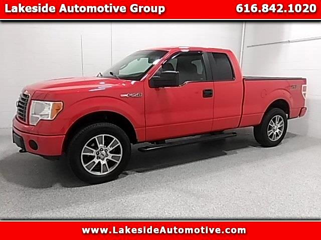 2014 Ford 150 STX SuperCab 6.5-ft. Bed 4WD