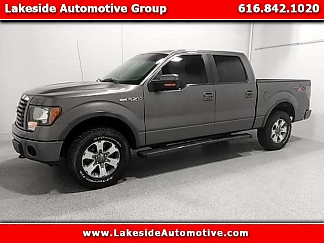 2011 Ford 150 FX4 SuperCrew 6.5-ft. Bed 4WD