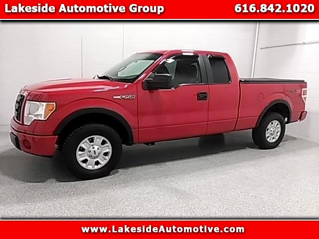 2010 Ford 150 STX SuperCab 6.5-ft. Bed 2WD