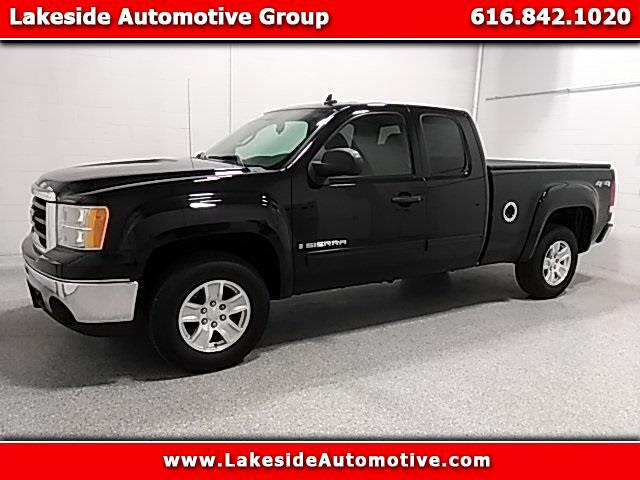 2009 GMC Sierra 1500 Work Truck Ext. Cab Long Box 4WD