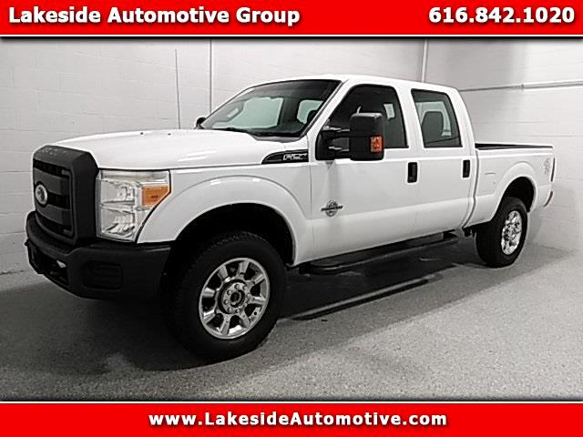 2011 Ford F-250 SD XL
