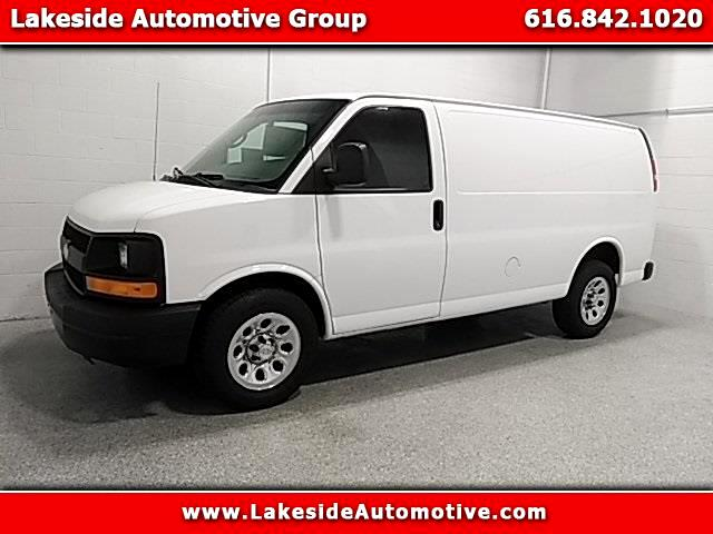 2013 Chevrolet Express Work Van
