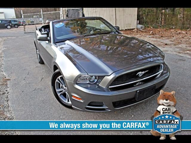 2014 Ford Mustang V6 Convertible Premium