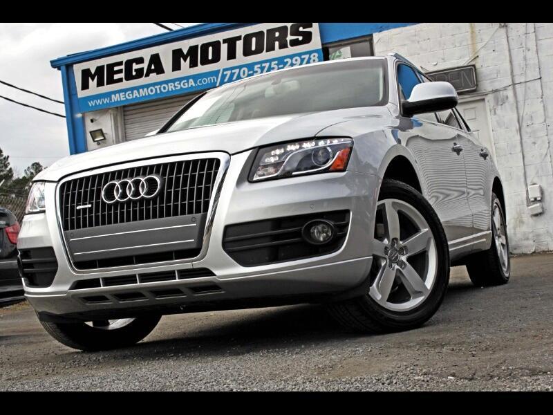 2012 Audi Q5 2.0 Quattro Premium Plus AWD