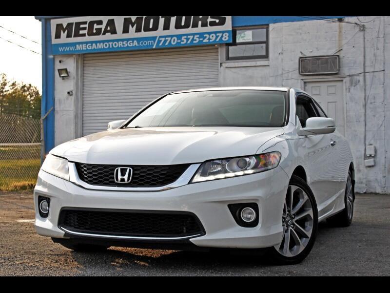 2014 Honda Accord EX-L V6 Coupe AT