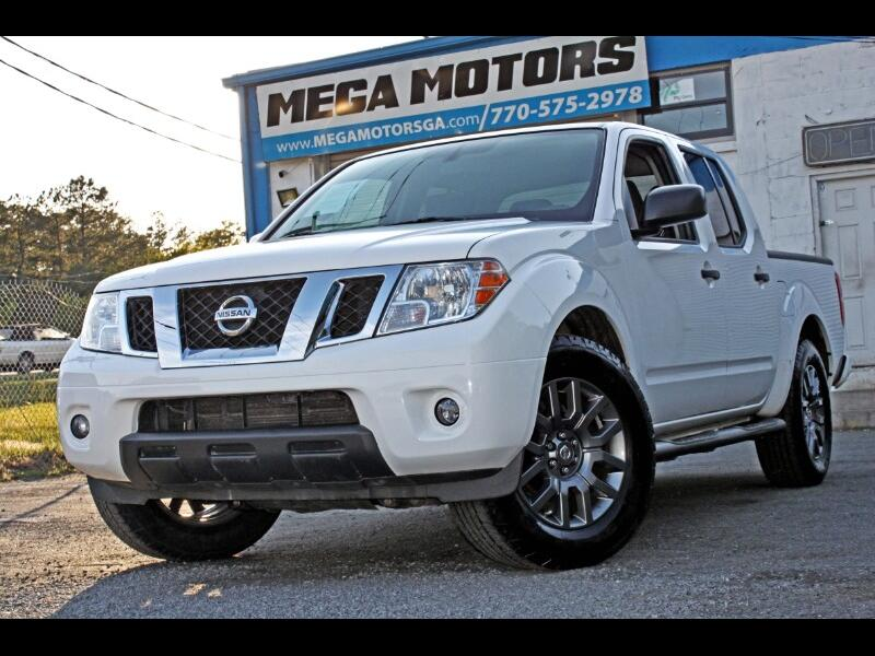 2012 Nissan Frontier SV Crew Cab 2WD