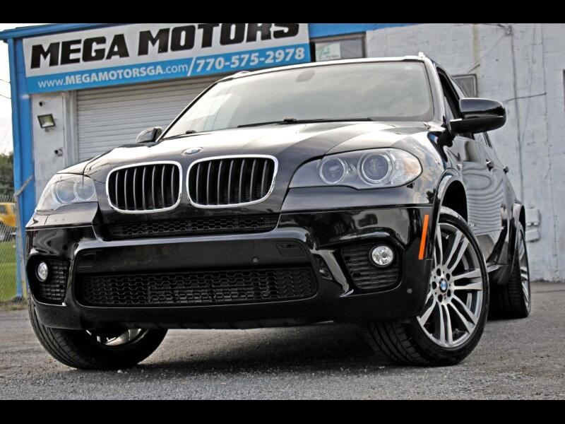 2013 BMW X5 xDrive35i Sport Activity AWD w/ M Sports Pakage