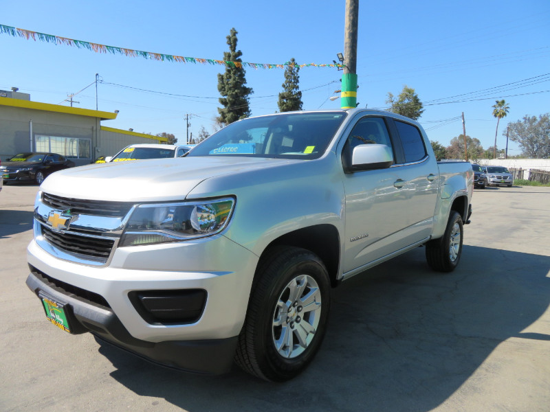 2018 Chevrolet Colorado 2LT Crew Cab 2WD