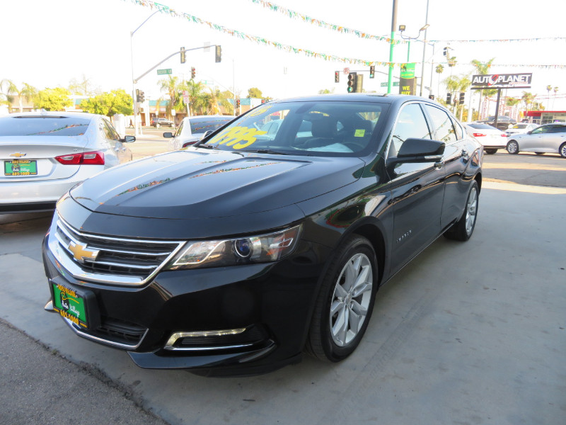 Used 2018 Chevrolet Impala Lt For Sale In Bakersfield Ca