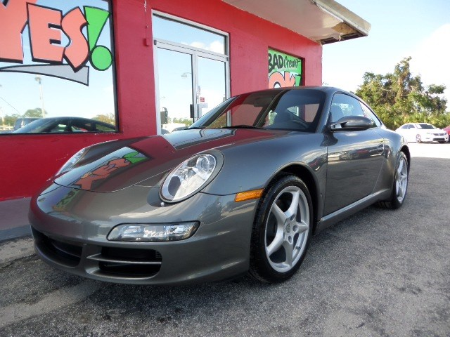 2008 Porsche 911 Carrera Coupe