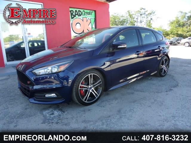 2016 Ford Focus ST Hatch