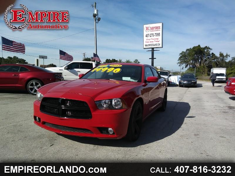 2013 Dodge Charger 4dr Sdn RT Max RWD