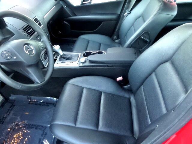 2009 Mercedes-Benz C-Class 4dr Sdn 3.0L Sport RWD