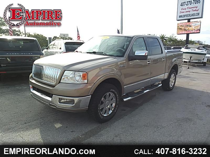 2006 Lincoln Mark LT 4WD Supercrew 150