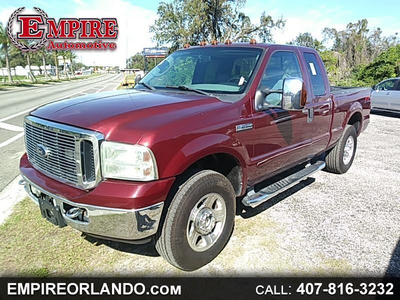 "2006 Ford Super Duty F-250 Supercab 142"" Lariat 4WD"