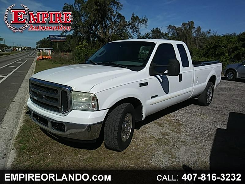 "2005 Ford Super Duty F-250 Supercab 142"" XLT"
