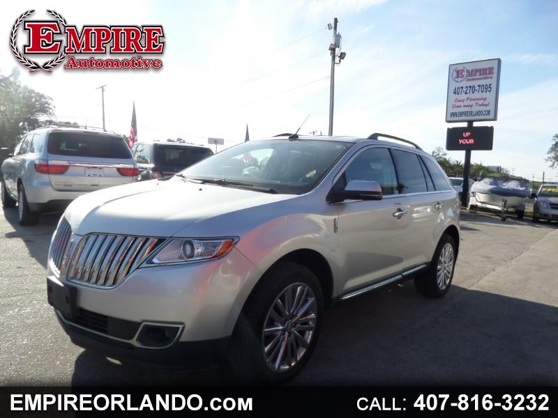 2012 Lincoln MKX FWD 4dr