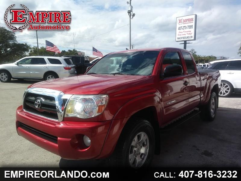 2007 Toyota Tacoma 4WD Access V6 MT (Natl)
